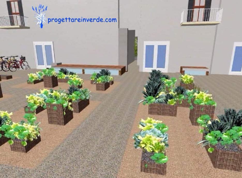 Orto giardino condominio for Orto giardino
