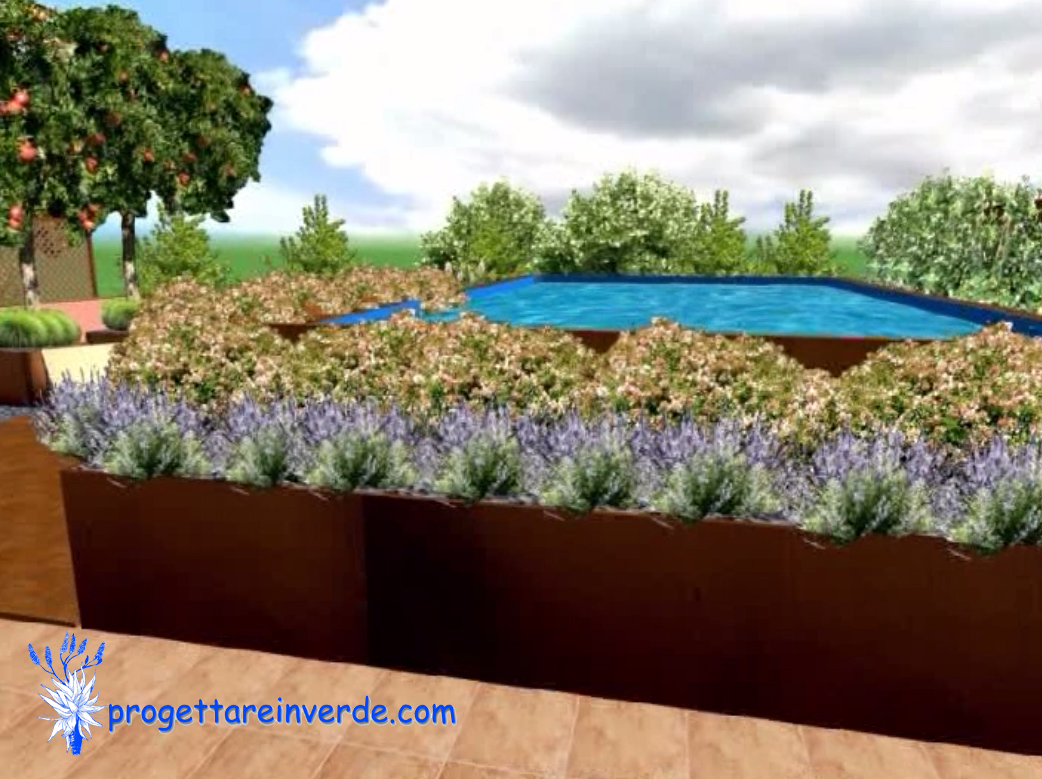 Beautiful condominio terrazzo ideas design trends 2017 for Piscina per terrazzo