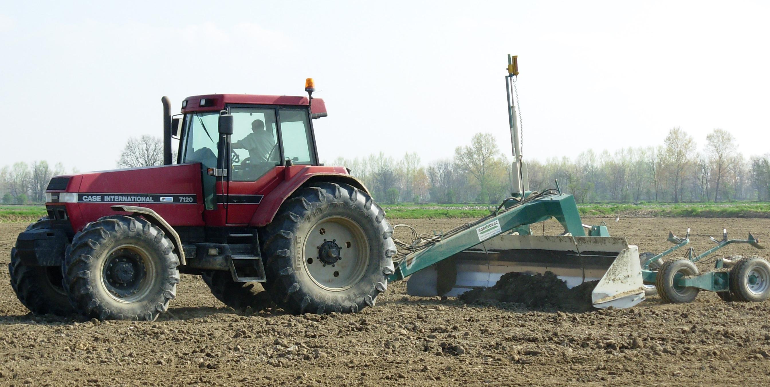 Bando per acquisto trattori agricoli e macchine agricole