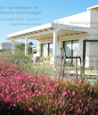 Giardino per casa vacanze