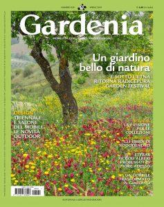 copertina gardenia aprile 2019